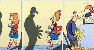 Kobiety mają różne fobie...