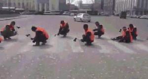 Kiedy grasz Rosją i każesz robotnikom zbudować drogę