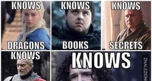 Nic nie wiesz, Jonie Snow