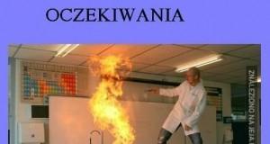 Lekcje chemii w szkole