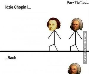 Idzie Chopin i...