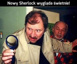 Ferdek Holmes i jego menda Paździoch