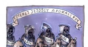 Czterej jeźdzcy apokalipsy