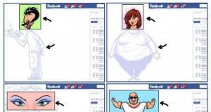 Zdjęcie profilowe na Facebooku