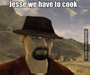 Musimy gotować Jesse