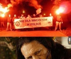 Won z Polski!