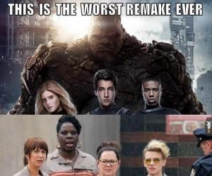 Najgorszy remake? Jeszcze zobaczymy...