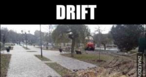 Drift po rosyjsku