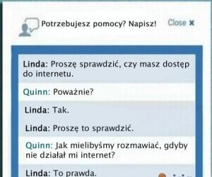 Linda, weź już odpuść!