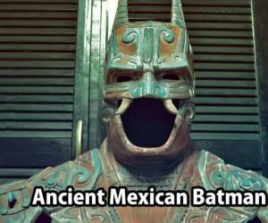 Kozacka zbroja Batmana