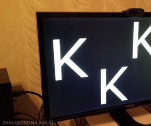 Mam nowy monitor 4K!