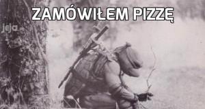 Zamówiłem pizzę