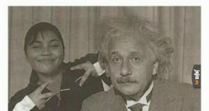 Dobry ziomek Einstein