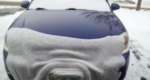 Zimowe problemy samochodów