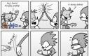 Urażona duma jeża Sonica