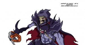Szkieletor w epickim wydaniu