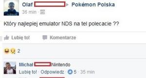 Rozmowa o Nintendo