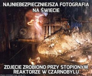 Najniebezpieczniejsza fotografia na świecie