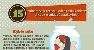 15 największych kobiecych wpadek
