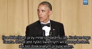 Obama i jego bliski PRZYJACIEL