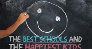 Dobre oceny, a szczęśliwi uczniowie