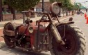 Motor z odpadów