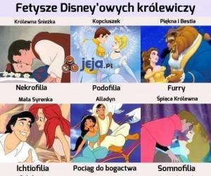 Czym Disney karmi nasze dzieci?