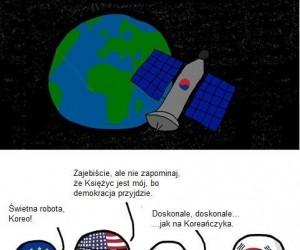 Koreański satelita