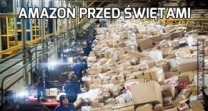 Amazon przed świętami