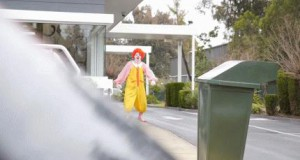Ronald zaprasza do McDonald's!