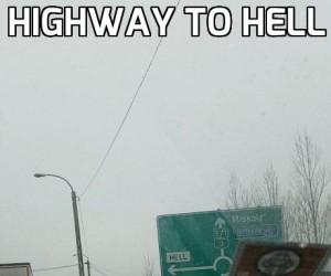 Autostrada do piekła
