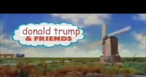 Trump i przyjaciele