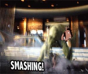 It smashing!