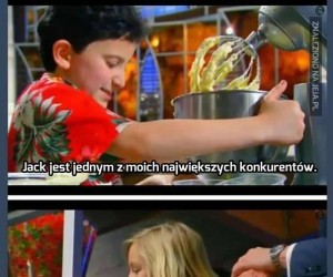 9-letni mistrzowie Master Chefa