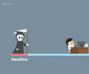 Igranie z deadlinem