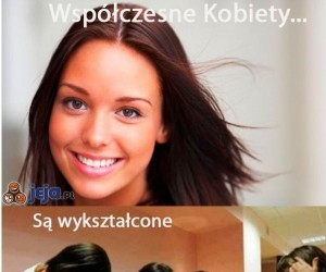 Współczesne kobiety