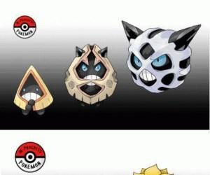 Gdyby Pokemony miały formy pośrednie