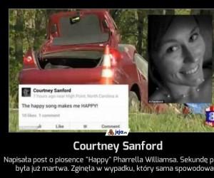 Courtney Sanford