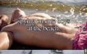 Podglądanie słodkich chłopców na plaży