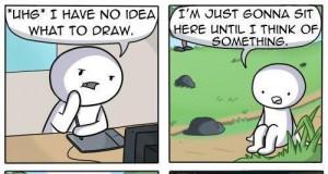 Co by tu narysować...?