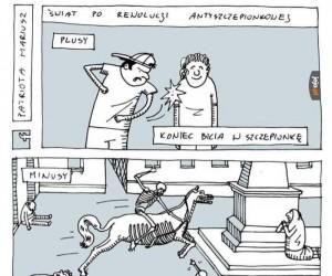 Świat po rewolucji antyszczepionkowej
