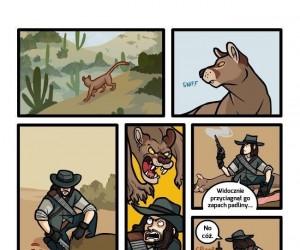 Red Dead Redemption: gdzie logika?