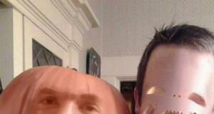 Halloweenowy faceswap