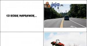 Rzeczywistość vs GPS