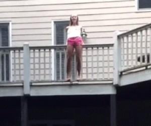 Ale skok!