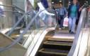 Najmniejsze, ruchome schody
