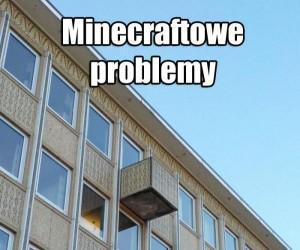 Minecraftowy problem