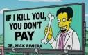 Świetna reklama, panie doktorze!