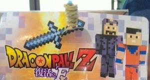 Figurka z Dragon Ball Z