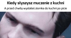To mój Müllermilch?